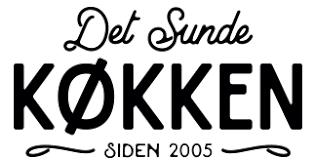 Logo til Det Sunde Køkken